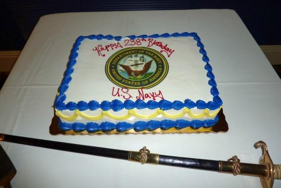 October Dinner Meeting Navy Birthday Sarasota Manatee